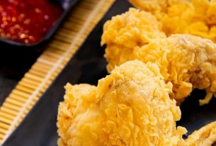 Reheat Homemade Chicken Nuggets
