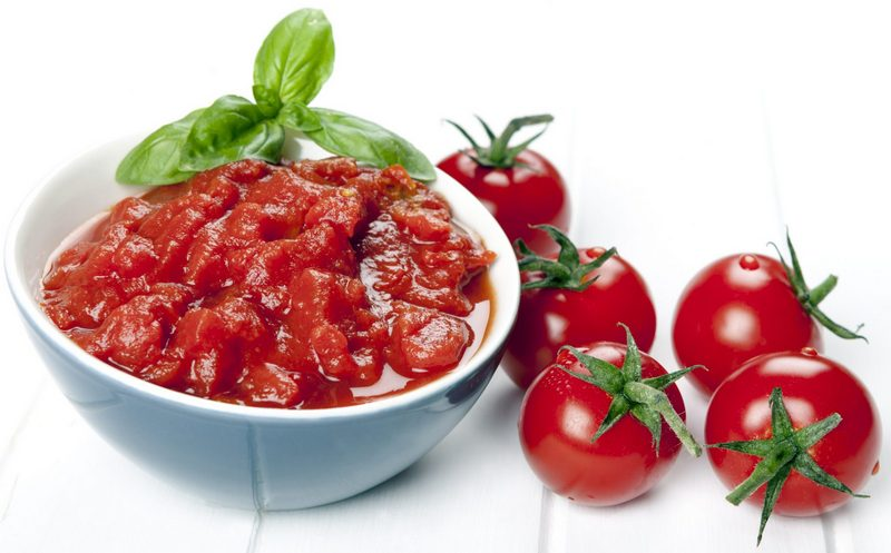 Best Substitutes For Crushed Tomatoes