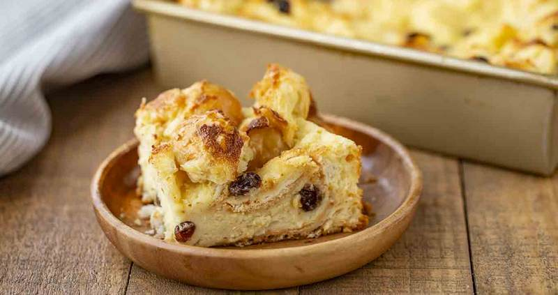 Can You Freeze Bread Pudding