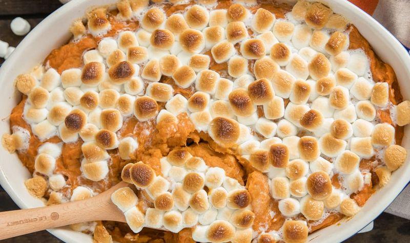 Can You Freeze Sweet Potato Casserole