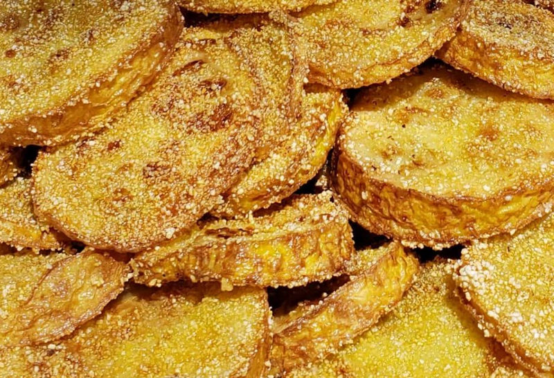 How To Freeze Squash For Frying