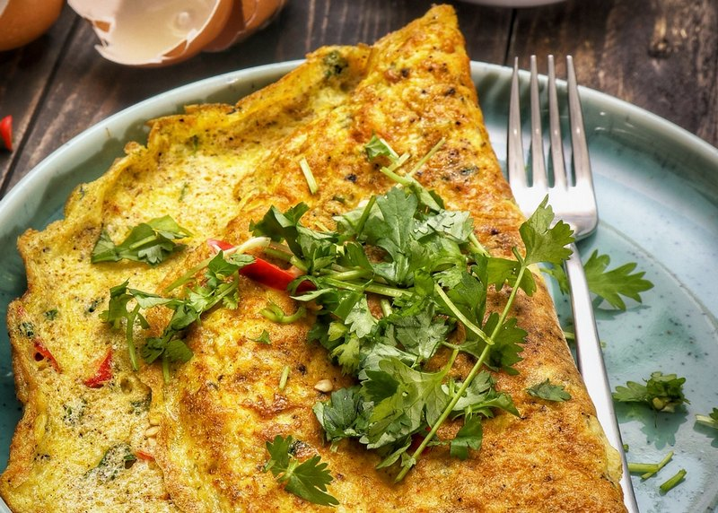 How To Reheat An Omelet