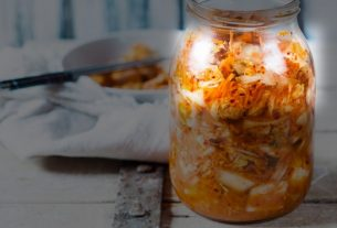 How To Safely Can Kimchi