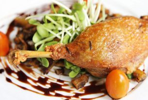 How to Reheat Duck Confit