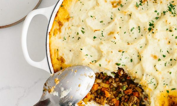 How to Reheat Shepherd's Pie in the Oven