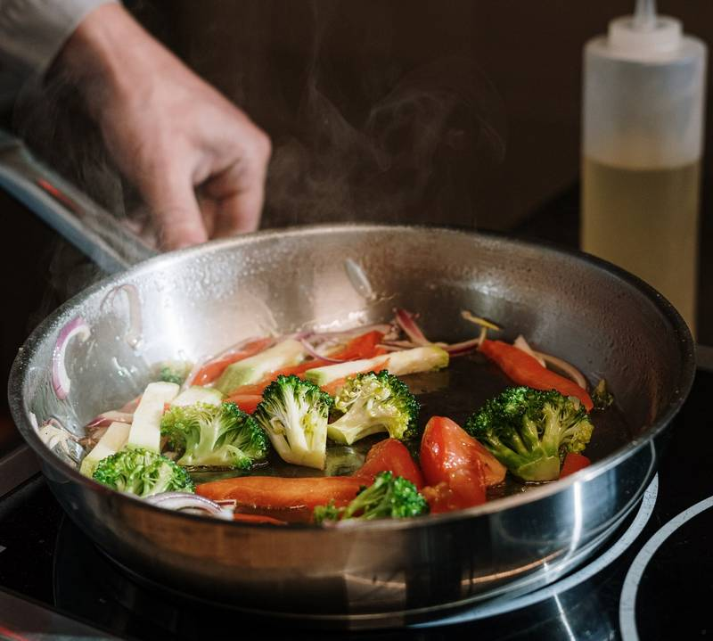 How to Reheat Steamed Vegetables