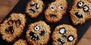 Monster Cookies Without Peanut Butter