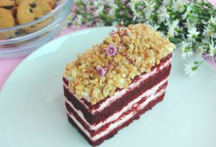 Red Velvet Cake Without Buttermilk