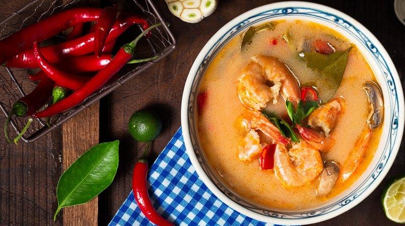 Reheating Thai Food