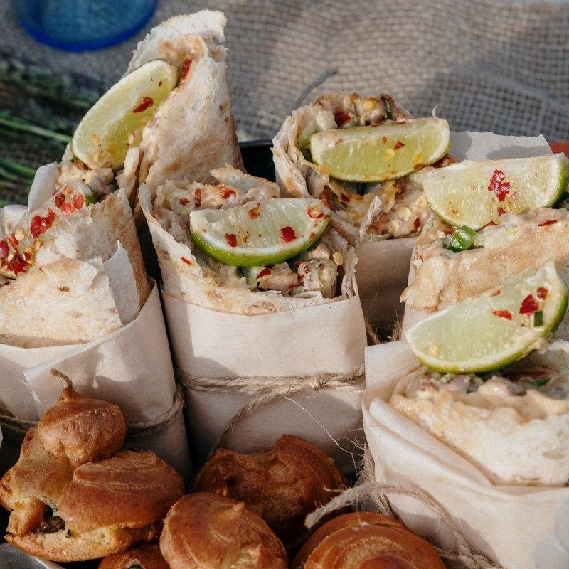 Shawarma Vs Gyro